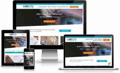 websites op maat label79